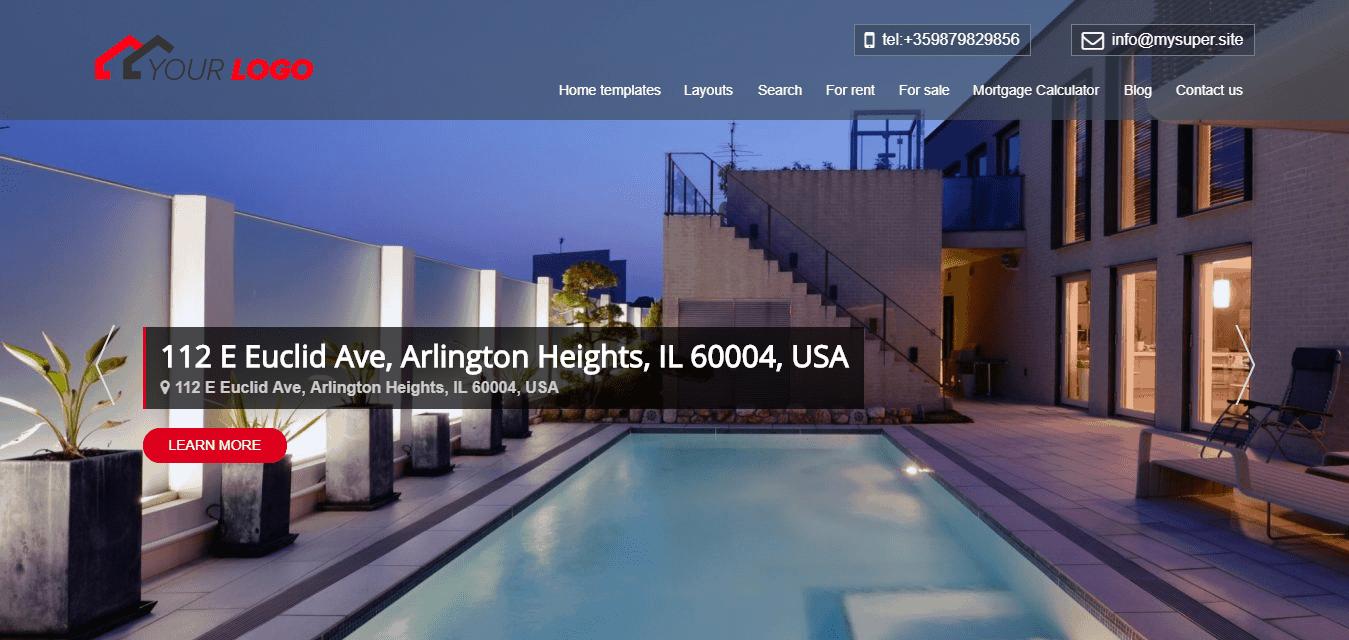 сайт за недвижими имоти