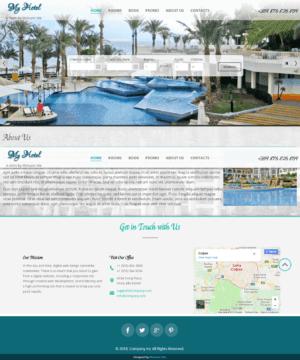 сайт за хотел