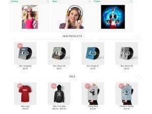 Simplicity - шаблон за онлайн магазин