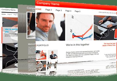 Бизнес уеб сайт по индивидуален проект