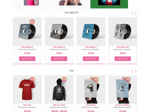 Quality Shop - шаблон за онлайн магазин