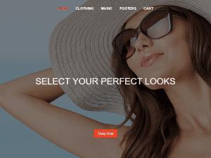 Shopfolio - шаблон за онлайн магазин