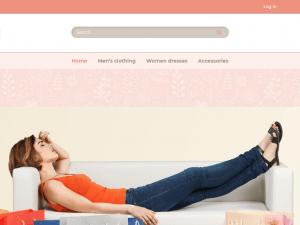Paola - шаблон за онлайн магазин
